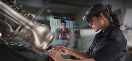 Представлена гарнитура дополненной реальности Microsoft HoloLens 2 стоимостью $3500