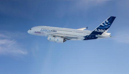 Airbus прекратит производство самых больших авиалайнеров А380 в 2021 году