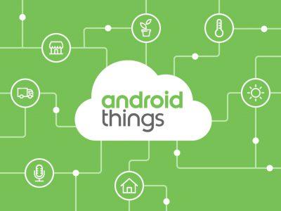 Google ограничит сферу применения Android Things лишь умными колонками и умными дисплеями