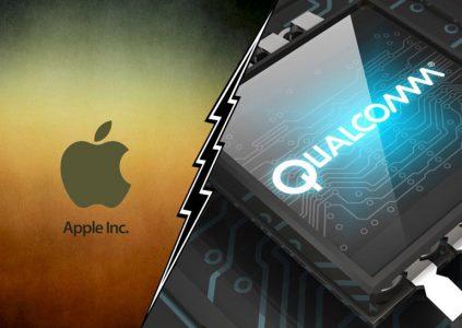 Суд в Германии отклонил 4 патентных иска Qualcomm против Apple, но судебная борьба продолжается