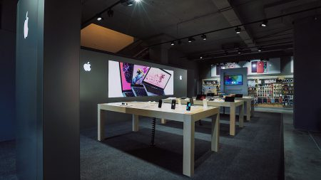 В начале марта в Киеве откроют самый большой в Украине Apple Shop, он будет расположен в «МегаЦитрусе» на Крещатике