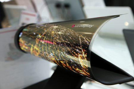 «Слишком рано»: LG решила повременить с выпуском складного смартфона с гибким экраном