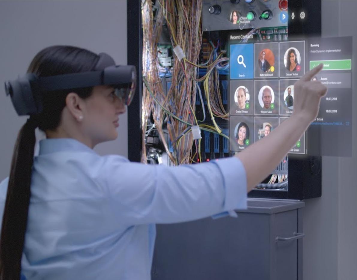 Шлем HoloLens 2 иулучшенная камера Kinect— Новинки Microsoft