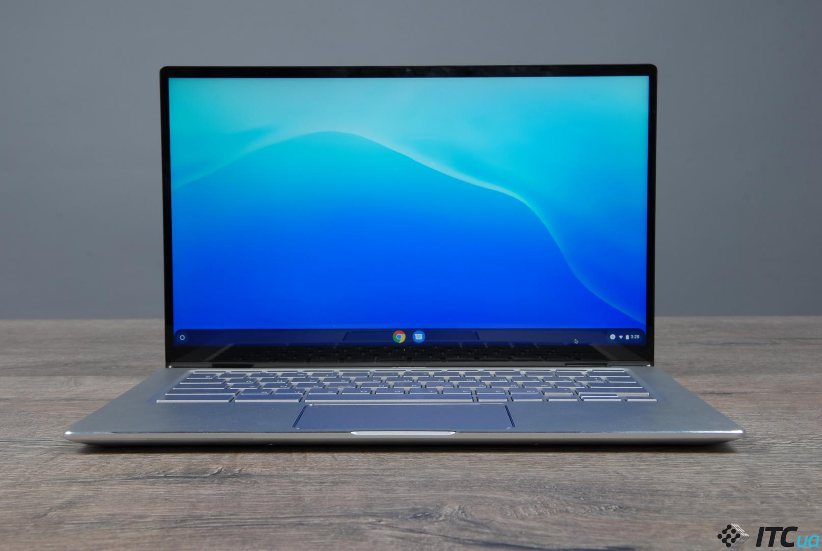 Обзор хромбука ASUS Chromebook Flip C434T