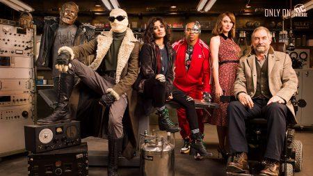 На стриминговом сервисе DC Universe стартовал сериал о супергероях-изгоях Doom Patrol / «Роковой патруль» [расширенный трейлер]