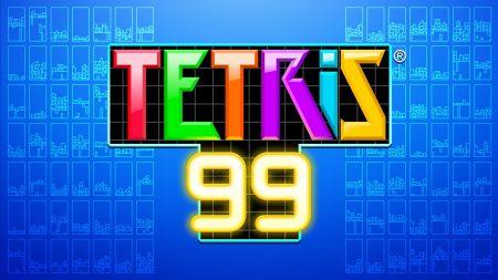 Tetris 99 – классическая головоломка с режимом Battle Royale