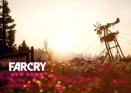 Far Cry New Dawn: цветущий апокалипсис