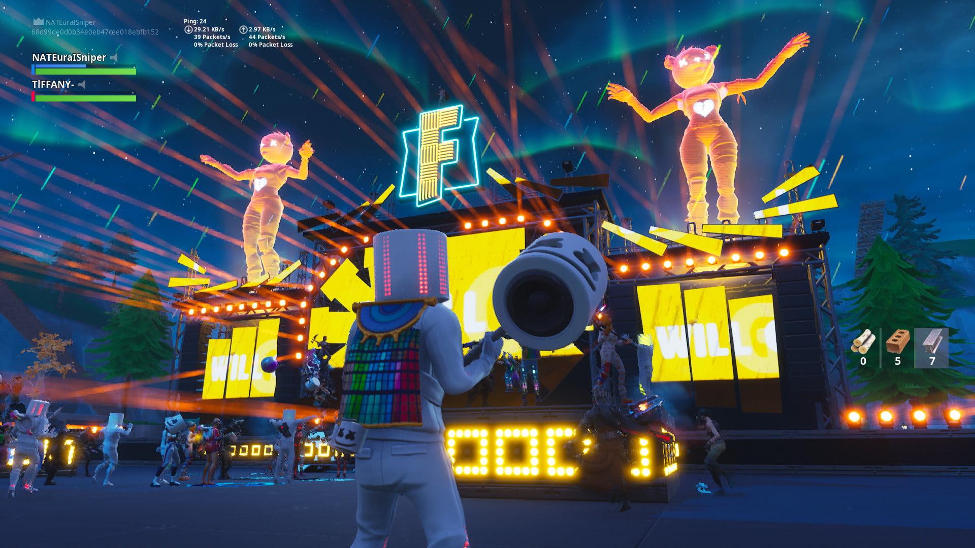 Будущее интерактивных развлечений Диджей Marshmello провел живой виртуальный концерт в игре Fortnite