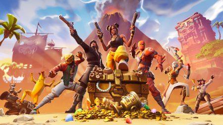 В Fortnite стартовал восьмой сезон с огромным вулканом, пиратской пушкой, командной помощью и другими новинками [видео]