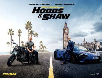 Первый трейлер спиноффа «Fast and Furious: Hobbs and Shaw» / «Форсаж: Гоббс та Шоу» с Джейсоном Стейтемом и Дуэйном Джонсоном