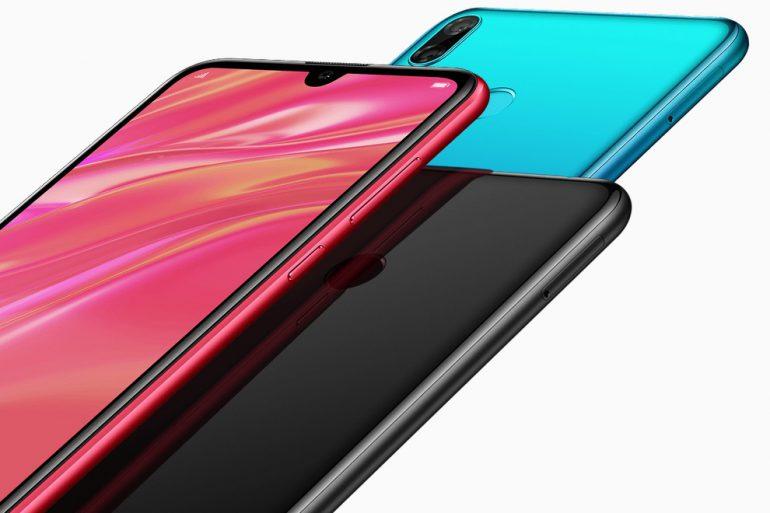 В Украине стартуют продажи 6,26-дюймового смартфона с каплевидным вырезом Huawei Y7 2019 по цене 5599 грн