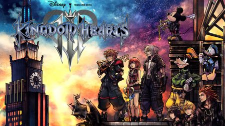 Kingdom Hearts III: дела сердечные