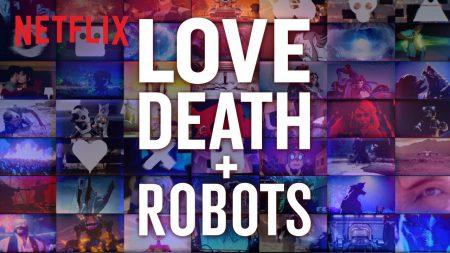 Анимированный сериал-антология для взрослых Love, Death & Robots / «Любовь, Смерть и Роботы» от Дэвида Финчера и Тима Миллера выйдет на Netflix 15 марта [трейлер]