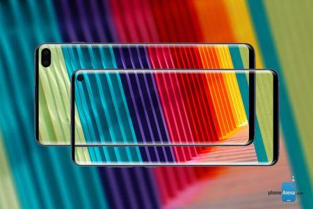 Samsung прорекламировала ключевые особенности смартфона Samsung Galaxy S10 в серии коротких промо-роликов