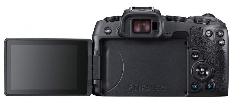 Canon анонсировала более доступную полнокадровую беззеркальную камеру EOS RP за $1300 и семь новых сменных объективов с байонетом RF