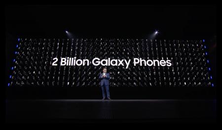 Samsung продала более 2 млрд смартфонов Galaxy (менее чем за десять лет)