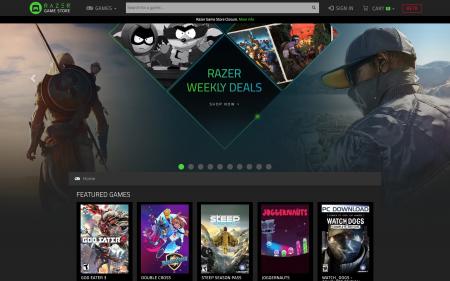 Razer закрывает свой игровой магазин Game Store спустя всего 10 месяцев после его открытия
