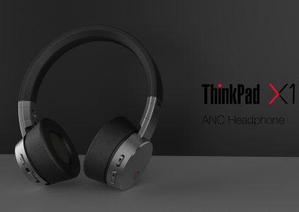 Lenovo анонсировала собственные наушники для владельцев ноутбуков ThinkPad и Yoga