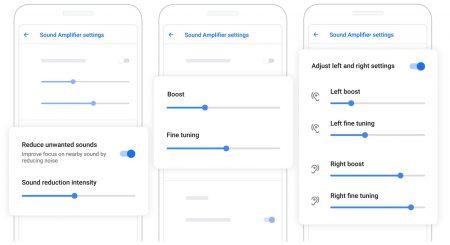 Google выпустила два новых Android-приложения для людей с нарушениями слуха