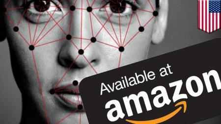 Корпорация Amazon призвала к ответственному использованию технологии распознавания лиц