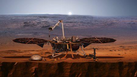 Посадочная платформа InSight установила еще один научный инструмент на поверхность Марса
