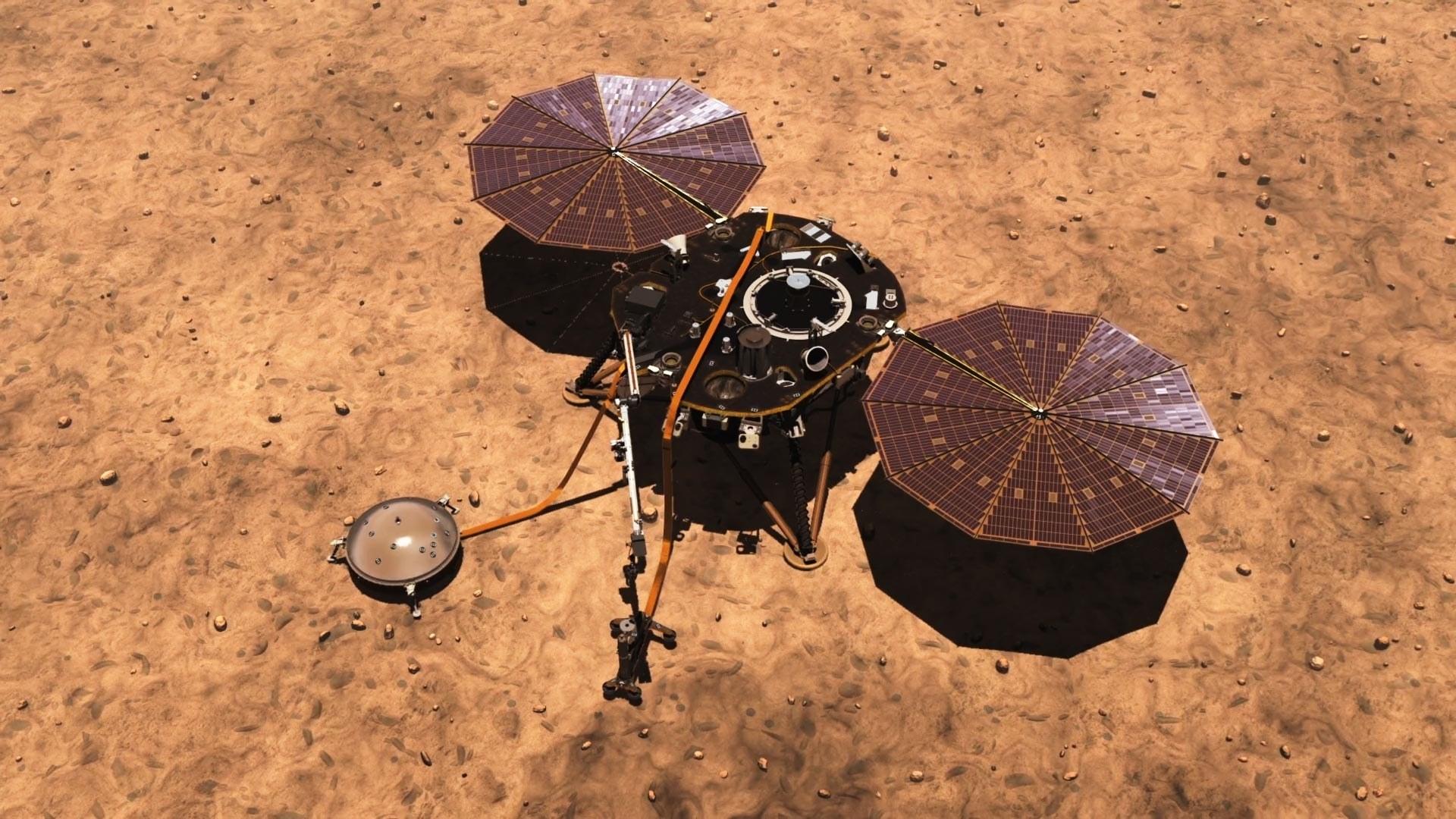 mars mission nasa - HD1920×1080