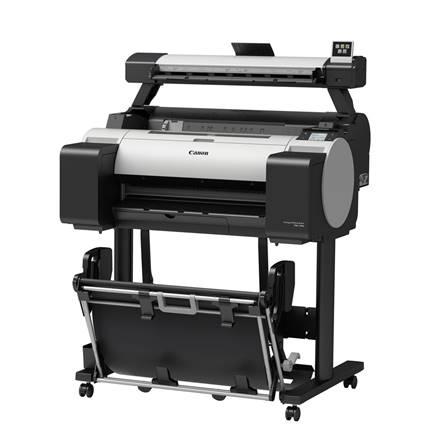 imagePROGRAF - новые широкоформатные принтеры Canon