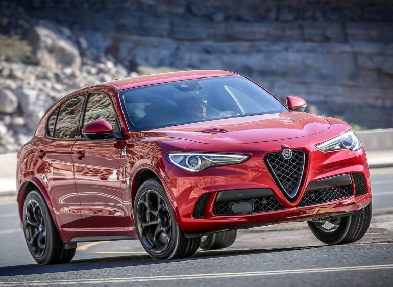 Тест-драйв Alfa Romeo Stelvio: такая «Альфа» нам нужна?