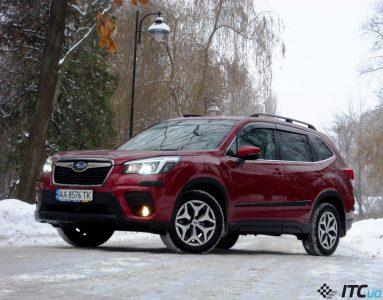 Тест-драйв Subaru Forester 2019: большие надежды, но и спрос высок!