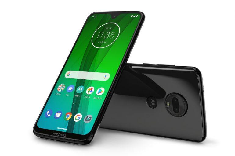 Motorola официально представила квартет новых смартфонов Moto G (2019) среднего уровня: Moto G7, G7 Plus, G7 Power и G7 Play