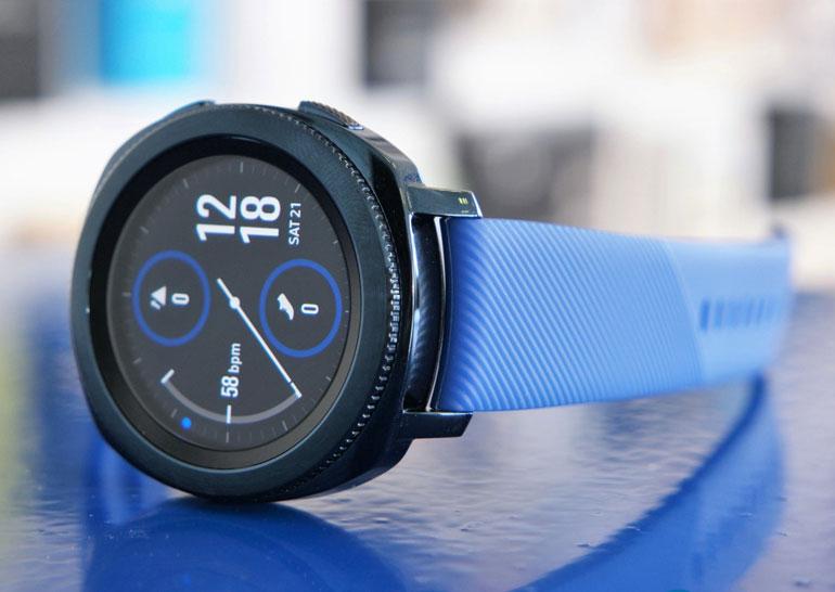 Умные часы Samsung Galaxy Watch Active получат уменьшенный дисплей, ме