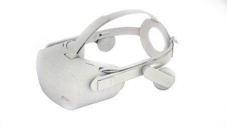 HP работает над созданием новой VR-гарнитуры с высоким разрешением изображения