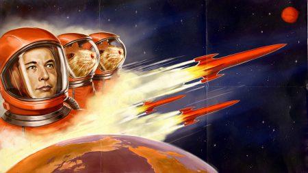 «$100 тыс. в обе стороны»: Маск назвал приблизительную стоимость полета на Марс