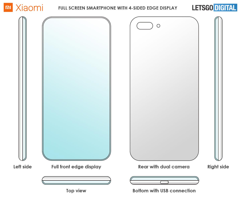В РФ  выходит смартфон Xiaomi MiMix 3 свыдвижной селфи-камерой