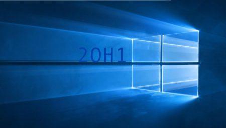 Неожиданно: Microsoft уже начала тестировать крупное обновление Windows 10 20H1, которое выйдет только в 2020 году