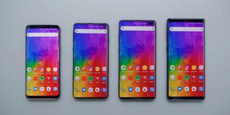 Видео дня: макеты финальных версий Samsung Galaxy S10 и S10+ во всех деталях
