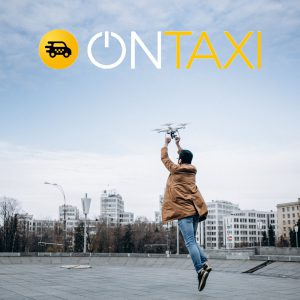 OnTaxi тестирует летающее такси на дроне