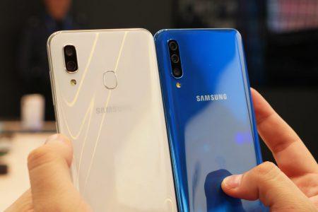 Опубликованы характеристики смартфона Samsung Galaxy A60: SoC Snapdragon 675, экран AMOLED диагональю 6,7 дюйма, две камеры разрешением 32 Мп и аккумулятор на 4500 мА·ч!