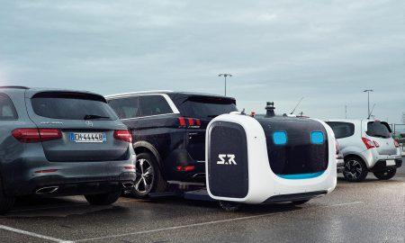 Stanley Robotics откроет полноценную робопарковку в Лионском аэропорту