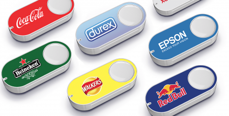 Amazon вывела из продажи кнопки для заказа товаров Amazon Dash