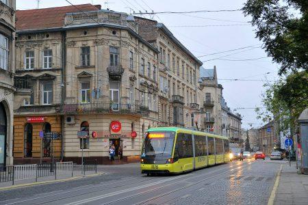 Львовский «Электронтранс» выиграл тендер на поставку для Киева десяти низкопольных трамваев