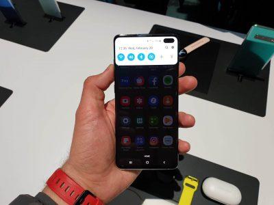 Смартфон Samsung Galaxy S10+ возглавил рейтинг производительности AnTuTu за февраль