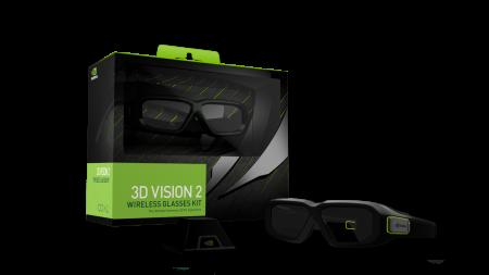 Поддержка технологии 3D Vision будет прекращена в апреле