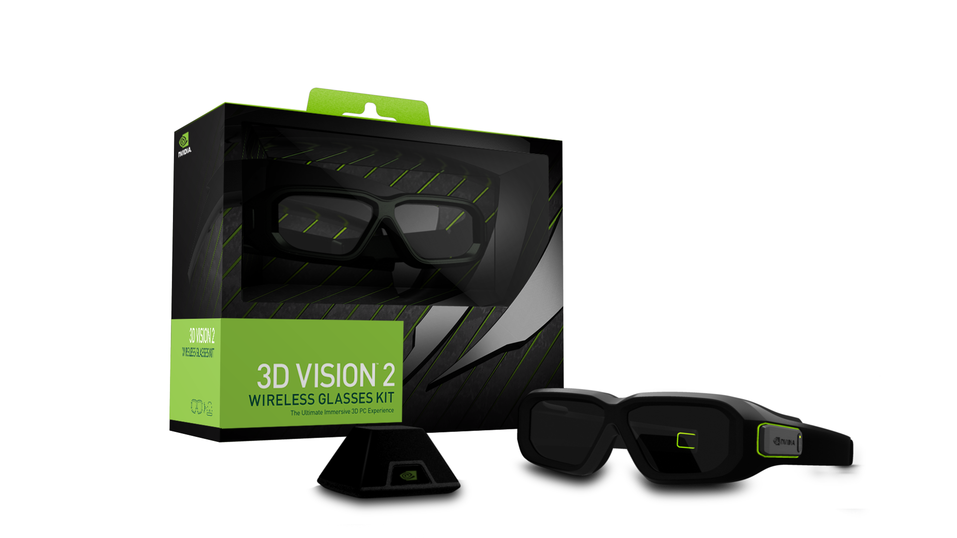 Nvidia прекращает поддержку 3D Vision имобильных видеокарт Kepler