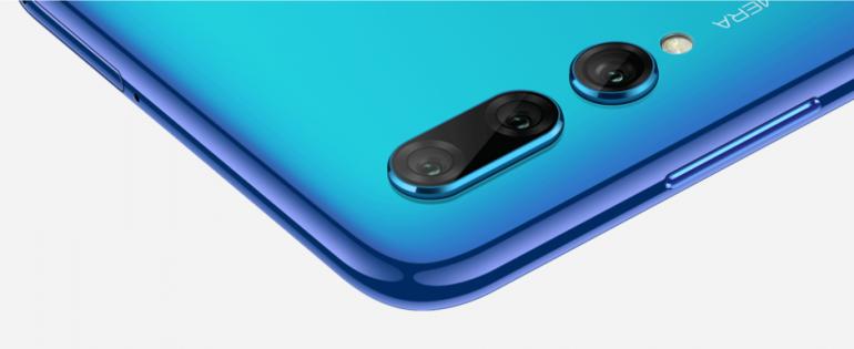 Huawei представила улучшенный флагманский слайдер Honor Magic 2 3D с графеновым охлаждением и фронтальной 3D-камерой, а также†середн¤чок Huawei P Smart+ 2019 с тройной камерой за И280