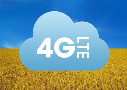 Киевcтар расширил 4G-сеть на 259 населенных пунктов с 760 тыс. жителей, а Vodafone — на территорию, где проживает 650 тыс. украинцев