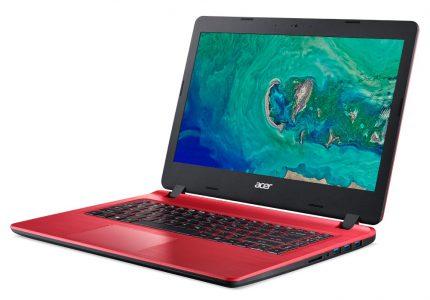 В Украине стартовали продажи обновленных конфигураций 14-дюймового ноутбука Acer Aspire 3 по цене от 8,9 тыс. грн