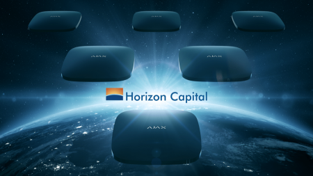 Horizon Capital инвестировал $10 млн в украинского разработчика систем безопасности Ajax Systems