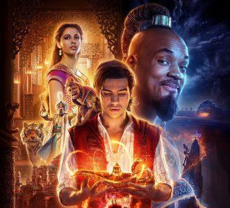 Первый полноценный трейлер фильма Aladdin / «Аладдин» от Гая Ричи с Уиллом Смитом в роли Джинна