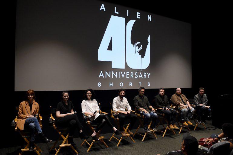 Обновлено: Первая короткометражка Containment и новый трейлер антологии Alien: 40th Anniversary Shorts, снятой в честь 40-летия выхода первого «Чужого»